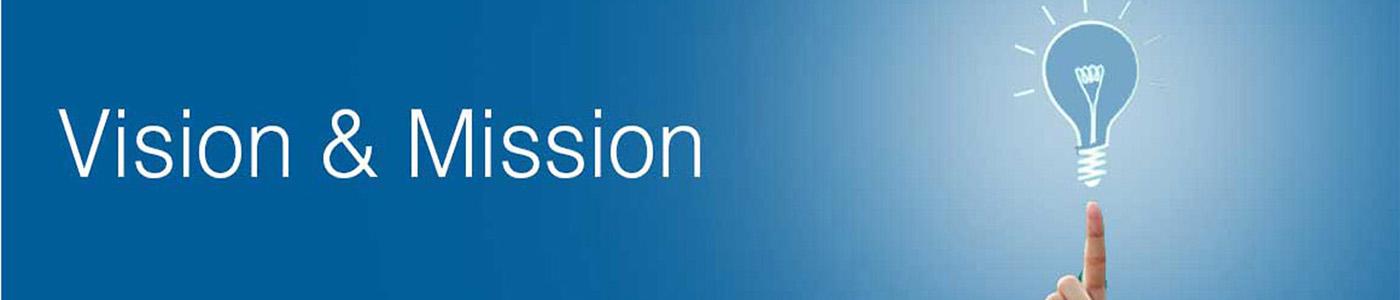 vision mission banner