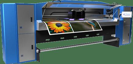 U.V. Printed Machine